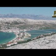 The town Pag (Croatia)