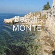 Rovinj beaches: MONTE