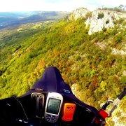 Paragliding Buzet 19.10.2014