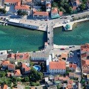 Tisno.  Murter island, Croatia.