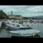 Krk Medieval Old Town,Croatia