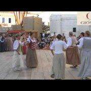 Giostra 2014 Poreč Pučki plesovi Manfrina i Giga