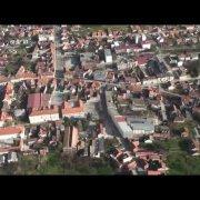Petrinja iz zraka (Petrinja from the air) HD video