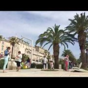 Split Croatia Timelapse 2015