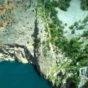 Crveno jezero kod imotskog, svjetski fenomen...