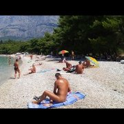 Tucepi, Croatia - Beautiful blue and green