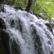 A walk through Plitvice Lakes National Park (Croatia) in June 2005
