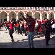 One Billion Rising Split Prokurative 2014.