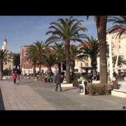 Split, Croatia, splitska riva - 4.1.2013.