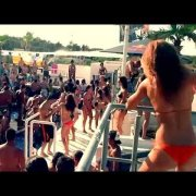 Croatian Summer Party - Zrce Pag Beach Aquarius & Kalypso & Papaya Croatia Summer 2015