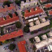 Aerial video of Labin