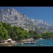 Brela, Croatia (Hrvatska, Chorvatsko, Kroatien) - 8 min.