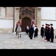 Zagreb - Guard Change St. Mark