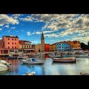 Fazana town, Croatia