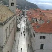Dubrovnik - Stradun, the Main Street
