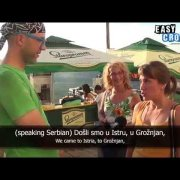 Easy Croatian 15 - At the Motovun Film Festival
