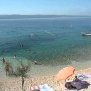 beach - Dugi Rat, South Dalmatia, Croatia