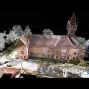 Pribislavec Castle - 3D scanning Vektra d o o  Varazdin