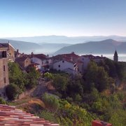 Village of Motovun - Inland Istria