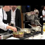 Zigante truffle days 2013 - cooking show with hotel ALBION & hotel SHERATON