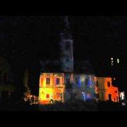 Varazdinske barokne veceri 2013 3D mapping projection