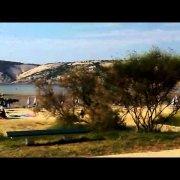 Otok Rab - Rajska plaža (Lopar)
