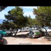 Kamp Slanica - Murter - www.avtokampi.si