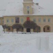 Snow in Osijek - Tvrđa