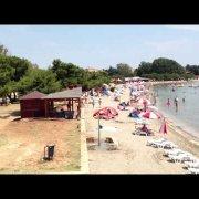 Medulinska plaža Bijeca, 11. srpnja 2013.