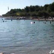 Plava plaža (Blue beach) - Vodice - Adriagate.com