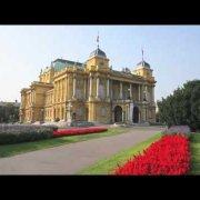 Croatia Travel Guide - The National Theatre in Zagreb