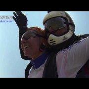 Promo Hvar skydiving tandem jump