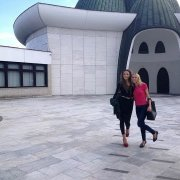 A day at Zagreb's Islamic Center :)