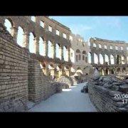 Pula Kroatien Römisches Amphitheater