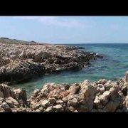 Ninska Laguna bei Zadar, Dalmatien | FullHD | Ninska Laguna near Zadar