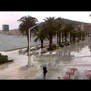 Split - Riva - Hrvatska - Croatia - LivecamCroatia