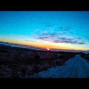 Sunset over Fažana Hrvatska
