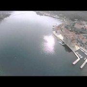 Bakar iz zraka - panoramski video snimljen bespilotnom letjelicom