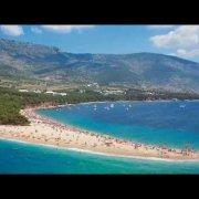 Zlatni Rat Beach - Bol, Brač, Croatia