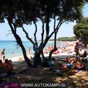 Camping Straško - island Pag -Croatia