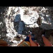 Dragon Cave hike in Croatia