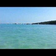 Saharun beach - Long island, Dugi otok 2014