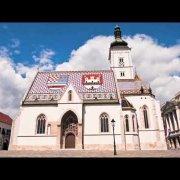 Croatia Travel Guide - St. Mark's Church in Zagreb