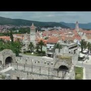 Kamerlengo Fortress and Harbour Trogir, Croatia